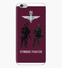 """""""Utrinque Paratus""""- Ready for Anything iPhone Case"""