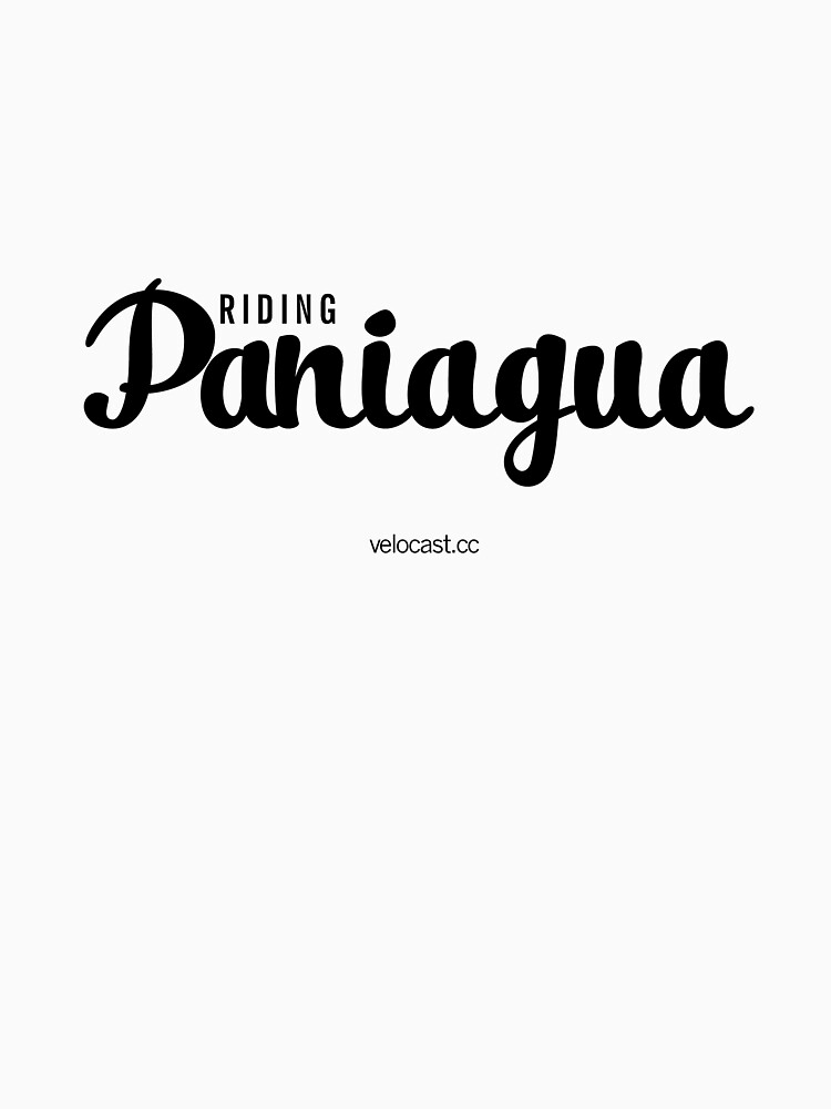 Riding Paniagua | Unisex T-Shirt