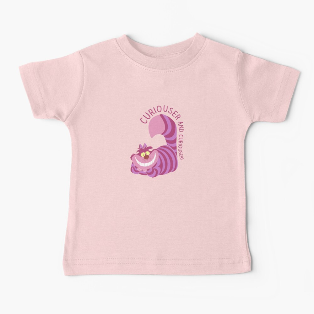 Curiouser and Curiouser!  Baby T-Shirt