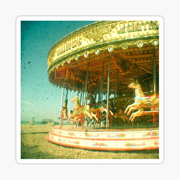 Carousel Sticker