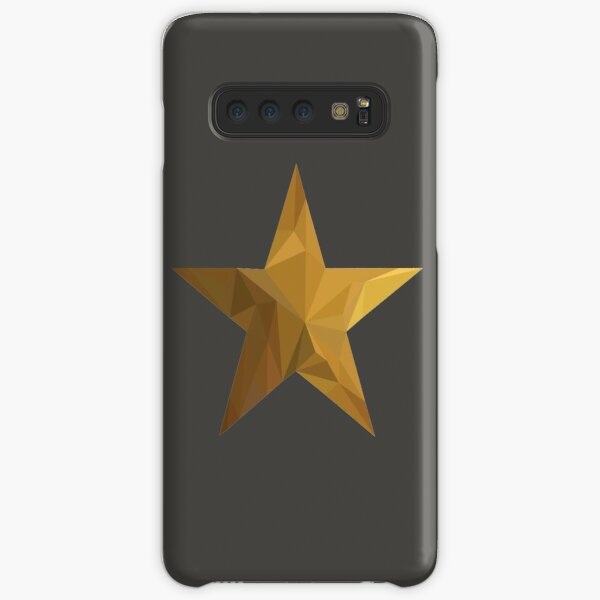 Hamilton - Full Star Samsung Galaxy Snap Case