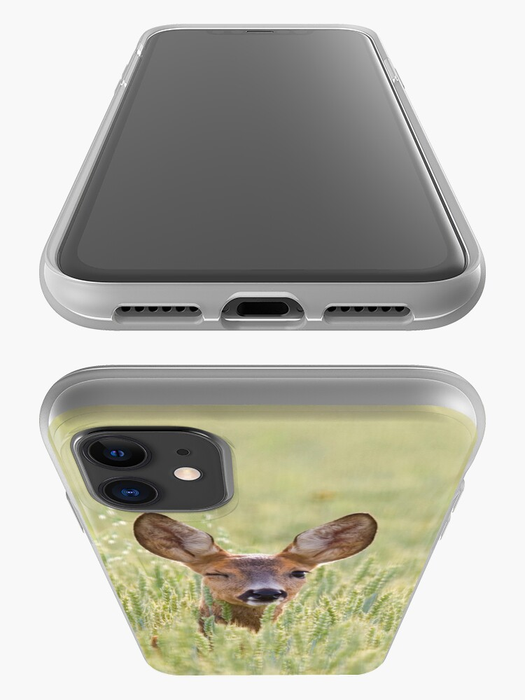 Alternate view of Winking deer [iPhone/iPod case] iPhone Case & Cover