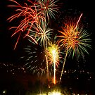 Fire Works by James mcinnes