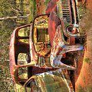 Mine Truck by James mcinnes