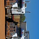 Road Trains by James mcinnes