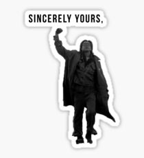 Breakfast Club Sincerely Yours Sticker