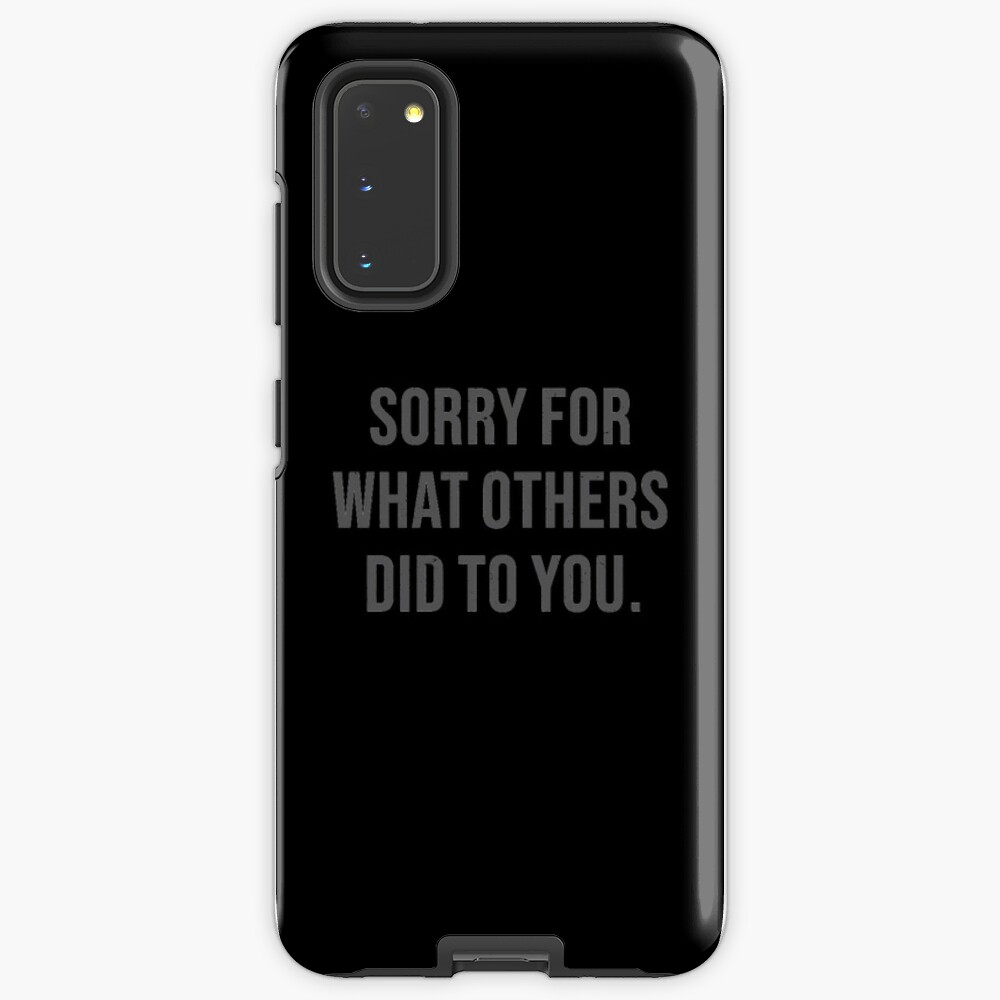 Suicide Prevention Case & Skin for Samsung Galaxy
