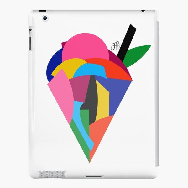 Abstract Ice Cream iPad Snap Case