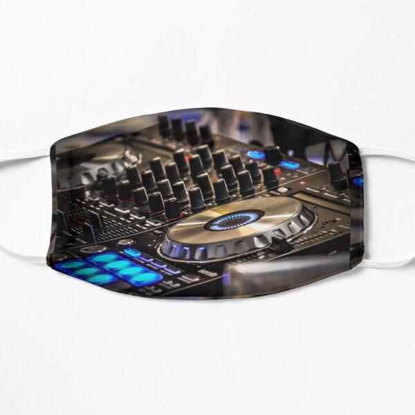 DJ Masque sans plis