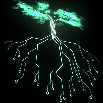 Digital Tree by astralsid