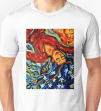 Inspiration: Sea Cucumber 3 dreaming woman angel Unisex T-Shirt