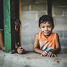 Siblings - Isla de Ometepe, Nicaragua by Wanagi Zable-Andrews