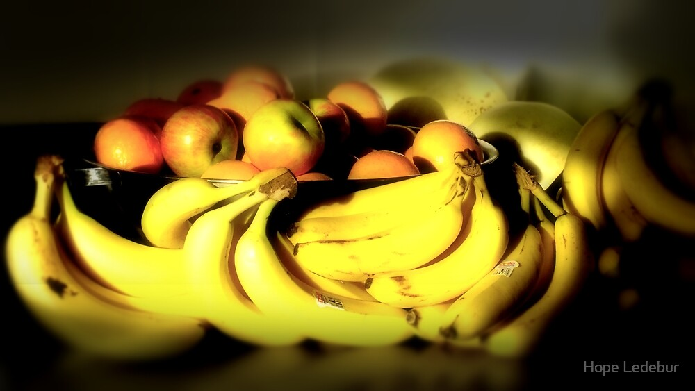Still Life_Southern Exposure on Fruit by Hope Ledebur