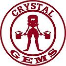 Crystal Gems by kmtnewsman