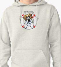 Saint Bernard :: First Mate Pullover Hoodie