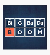 Boron Photographic Print