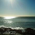 Sun over the sea (Landscape) by Eddie Nock