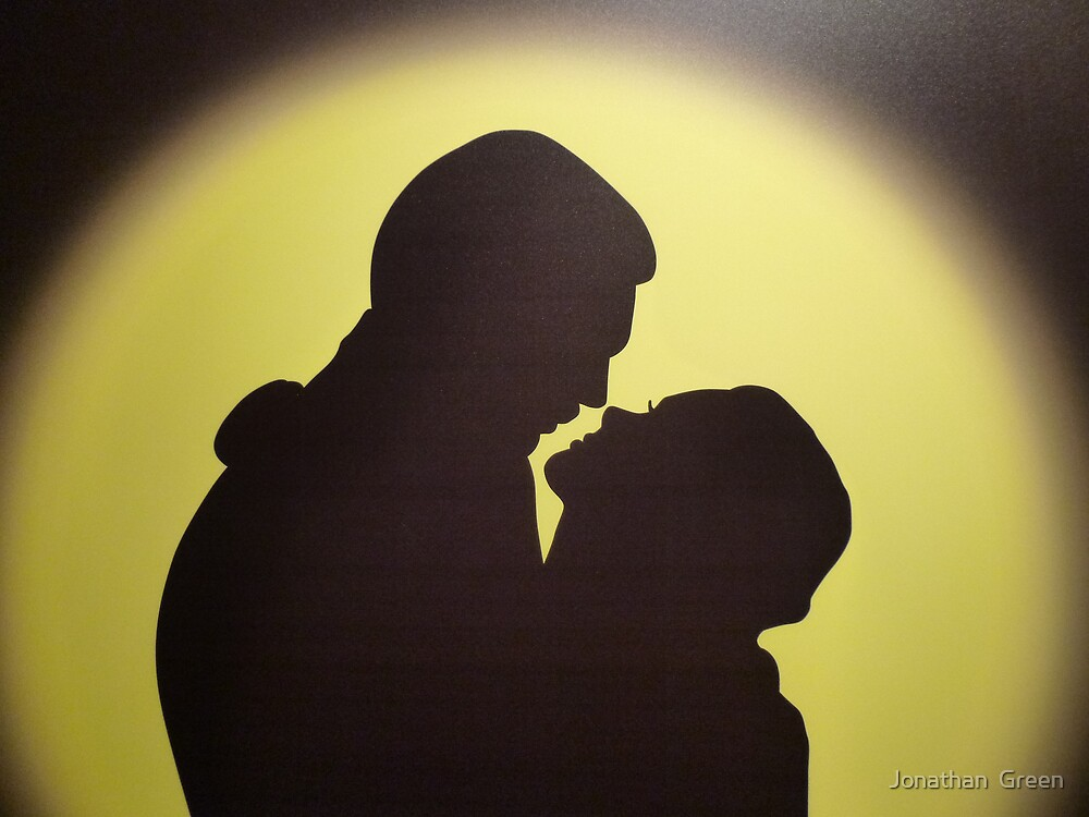 Guess The Silhouette ? Solved By Seth Weaver ! by Jonathan  Green