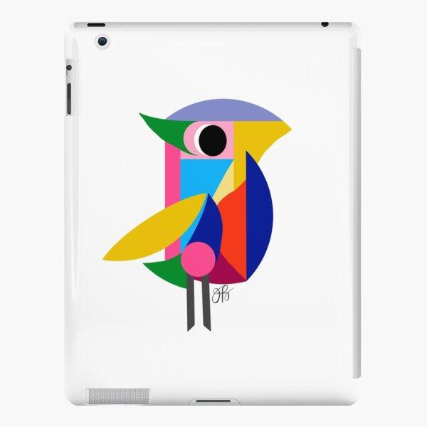 Abstract Bird iPad Snap Case