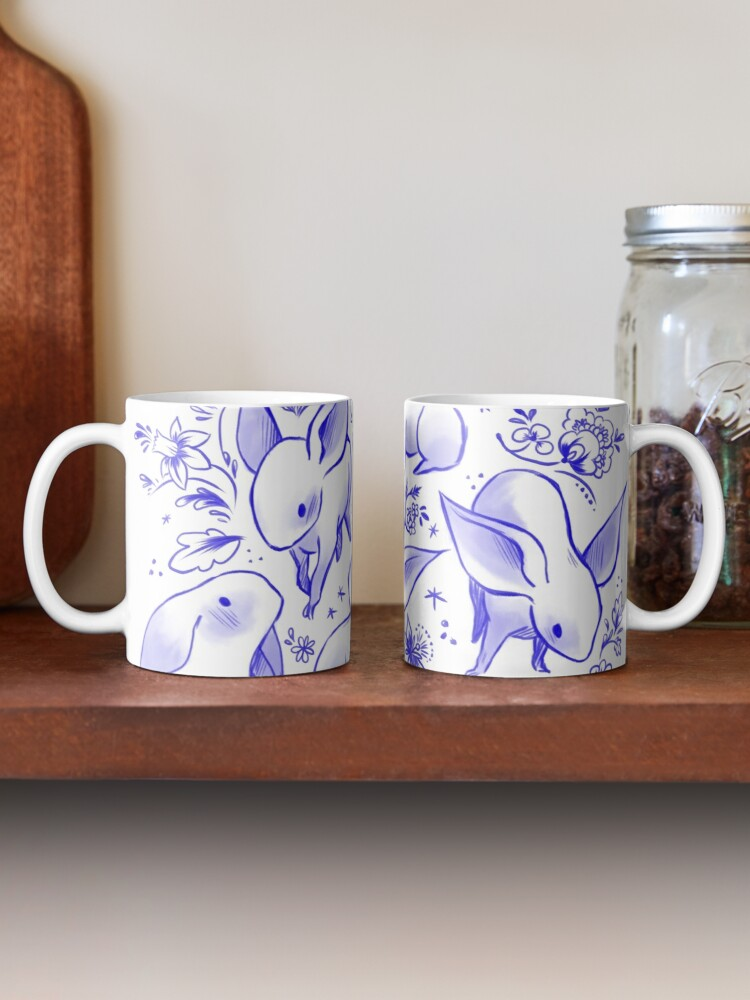 Alternate view of Delft Nugs Mug