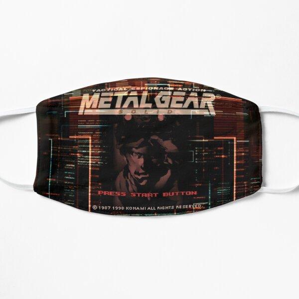 Press Start Button (Metal Gear Solid, PlayStation) Mask