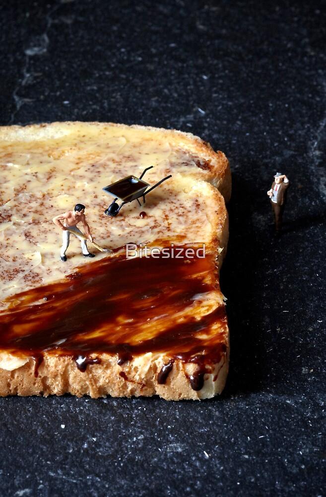 Marmite and toast by Bitesized