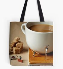Builders tea Tote Bag