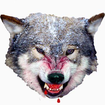 NYFU Wolf by GuUZi