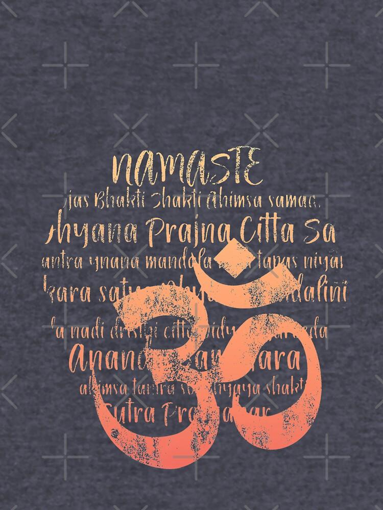 Namaste Wonderful Being von ChristaFossati