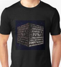 Borg Cube Unisex T-Shirt