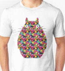 Mosaic Totoro Unisex T-Shirt