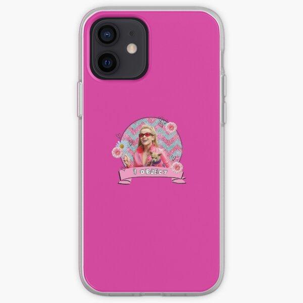 Elle Woods iPhone Soft Case