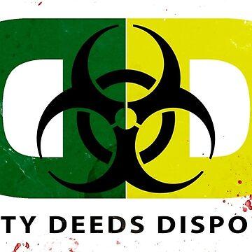Dirty Deeds Disposal by spazzynewton