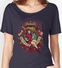 Souffle' Girl Women's Relaxed Fit T-Shirt