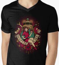 Souffle' Girl Men's V-Neck T-Shirt