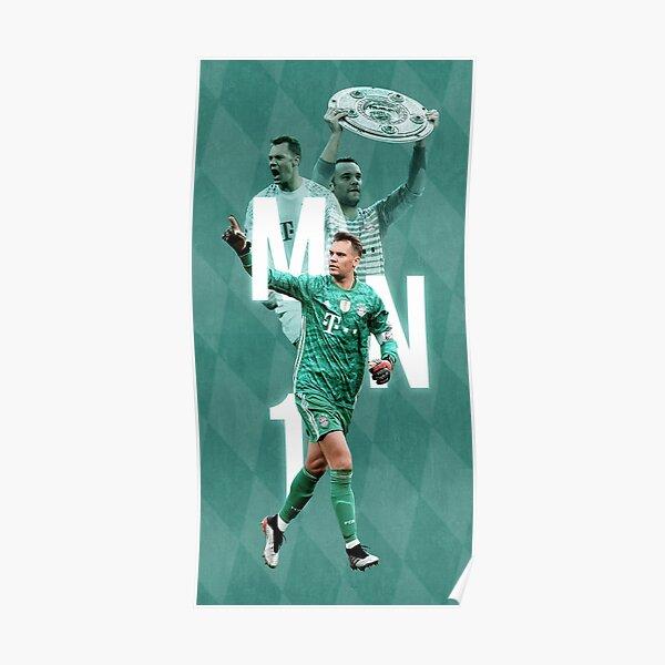 Wallpaper Neuer Art Poster