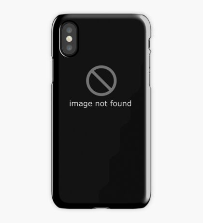 Image not found iPhone Case/Skin