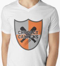 Chudley Cannons Men's V-Neck T-Shirt