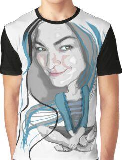 Allison Graphic T-Shirt