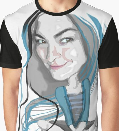 Allison Graphic T-Shirt