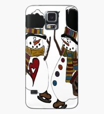 Snow Play Case/Skin for Samsung Galaxy