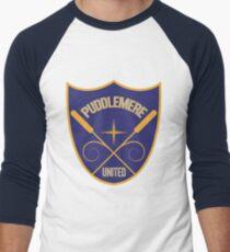 Puddlemere United Men's Baseball ¾ T-Shirt