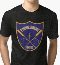 Puddlemere United Tri-blend T-Shirt
