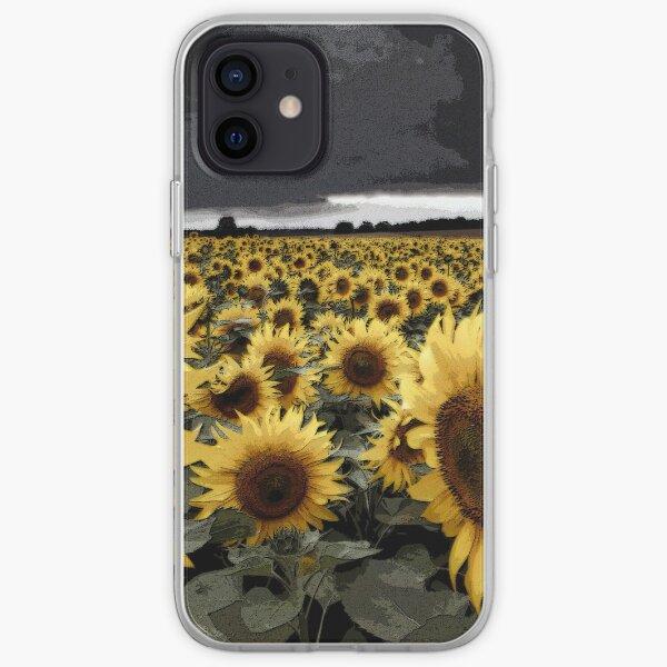 DARK SKIES iPhone Soft Case