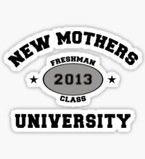New Mother 2013 Sticker