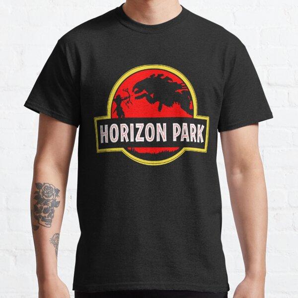 Juego de Horizon Park Art Horizon Zero Dawn Camiseta clásica