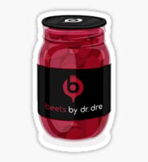 beats by dr dre Sticker