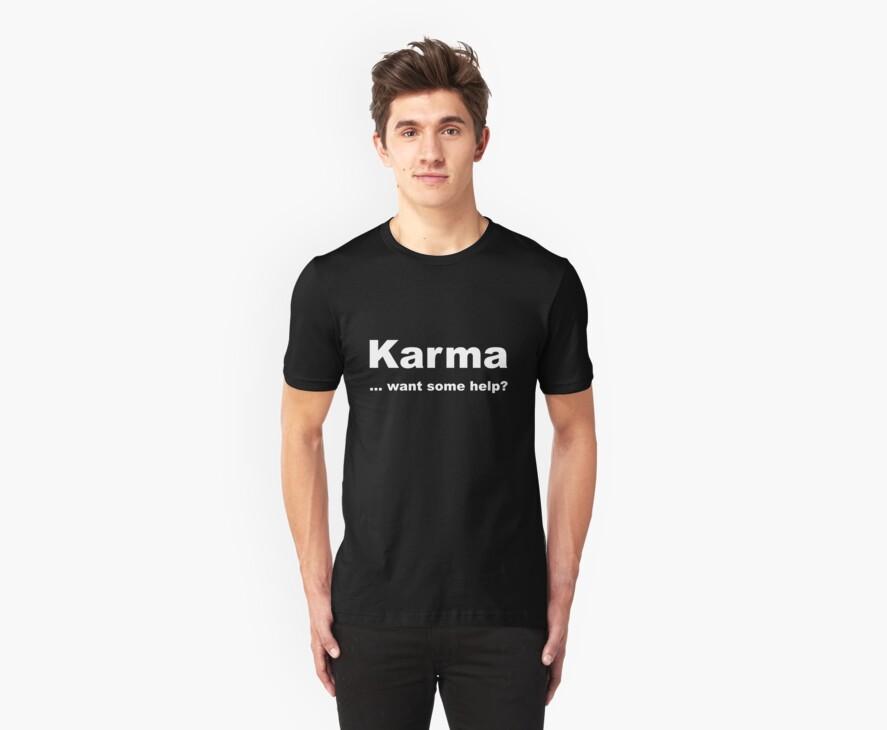 Karma by Anne van Alkemade