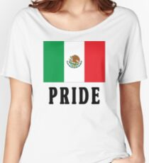 Mexican Pride Women's Relaxed Fit T-Shirt