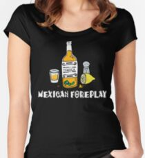 Funny Mexican Women's Fitted Scoop T-Shirt